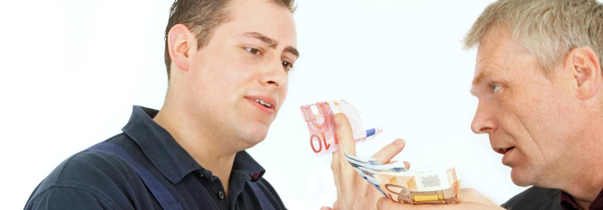Das Pulver trocken halten - Liquidität ist das Gebot der Stunde - über den Umgang mit säumigen Schuldnern und fortbestehenden Zahlungsrueckständen